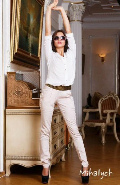 Женские модные брюки ВЧ143