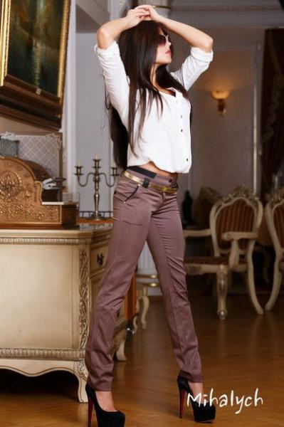 Женские модные брюки ВЧ126
