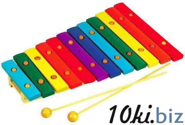 Ксилофон 12 тонов Руди Д046у Музыкальные игрушки  в Украине