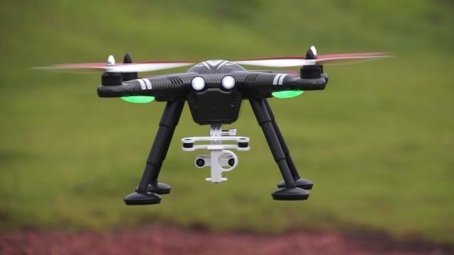 Квадрокоптер XK Detect X380 GPS