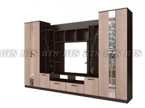 Фото Гостиные, стенки BTS мебель-Гостиная Венеция
