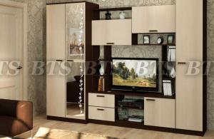 Фото Гостиные, стенки BTS мебель-Гостиная Флора