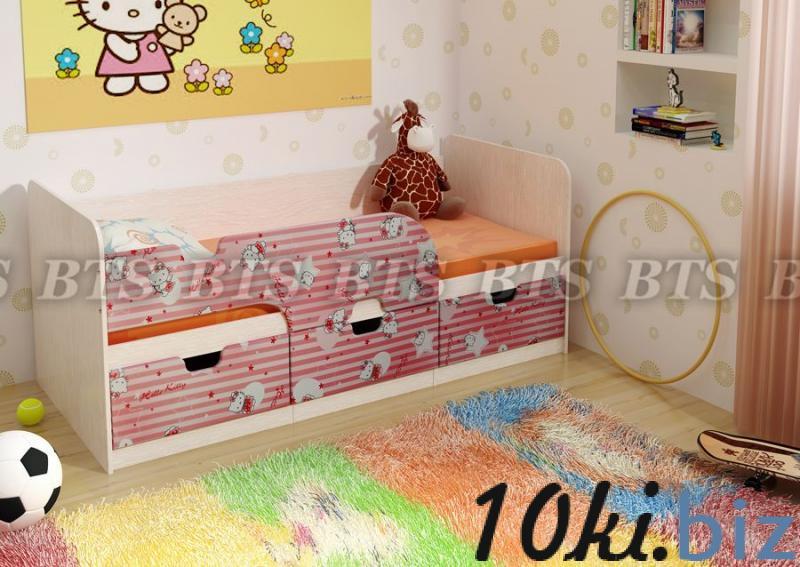 Детская кровать Минима(BTS МЕБЕЛЬ) Детские и подростковые кровати в Украине