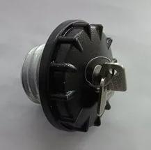 крышка бензобака силумин с ключом ВАЗ 2108
