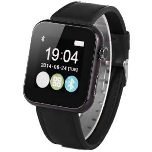 Фото Умные часы Apple Watch Iwatch (копия) черные ХИТ!