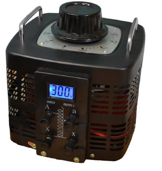Лабораторный автотрансформатор ЛАТР SUNTEK 5000 ВА диапазон 0-300 Вольт (20А)