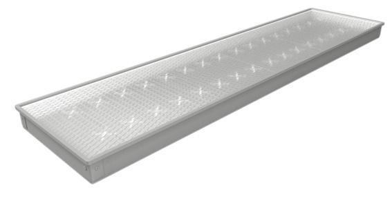 Светильник светодиодный потолочный 25Вт