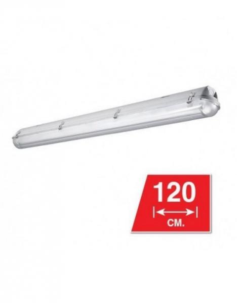 Светодиодный светильник - 36Вт IP65 (АНАЛОГ 2Х18)