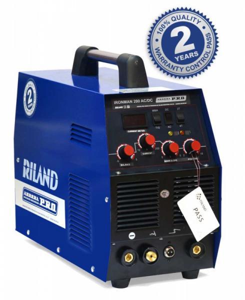 Аппарат аргонодуговой сварки Aurora PRO IRONMAN 200 AC/DC