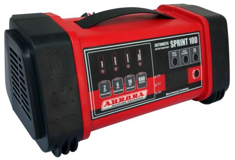 Зарядное устройство Aurora SPRINT 10D (интелектуальное)