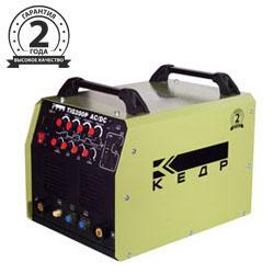 Аппарат аргоно-дуговой сварки «КЕДР» TIG-200P AC/DC, 220В
