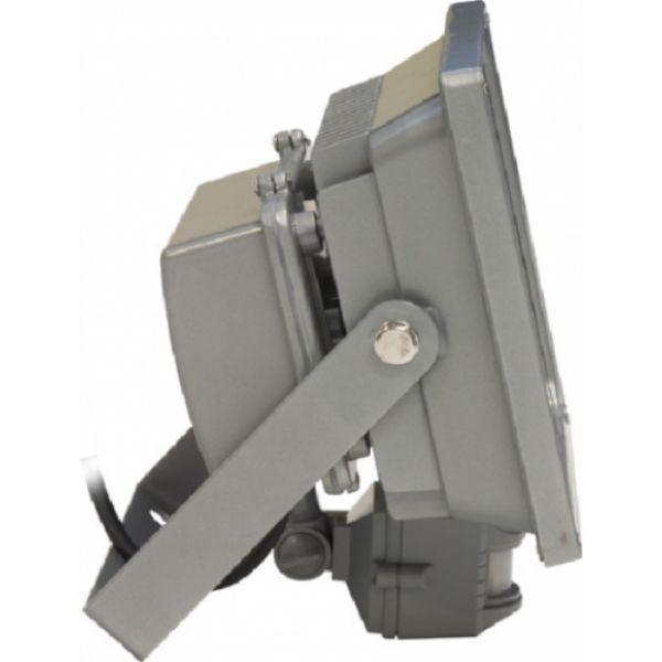 Прожектор светодиодный с датчиком движения и освещенности 30 Вт