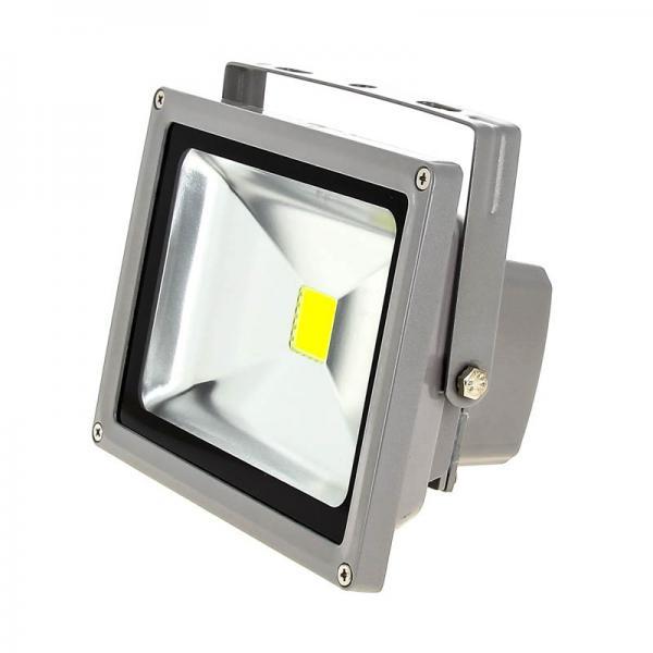 Светодиодный прожектор 20W питание 12V