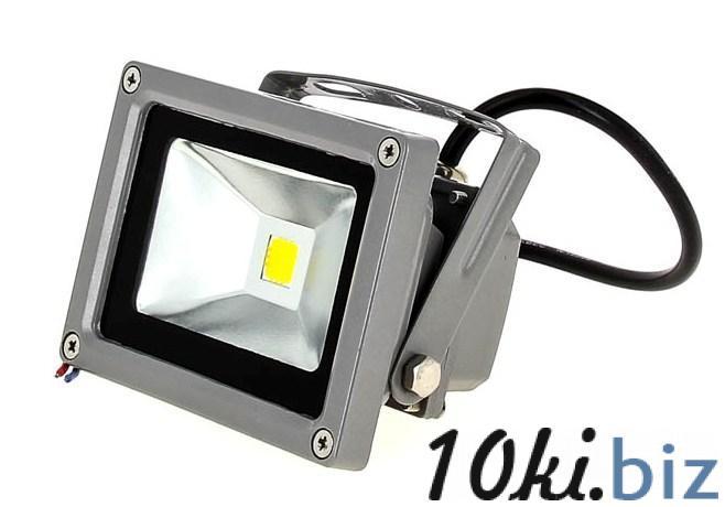 Светодиодный прожектор 10W питание 12V Прожекторы светодиодные в России