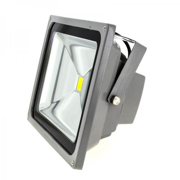 Светодиодный прожектор 50W питание 12 V