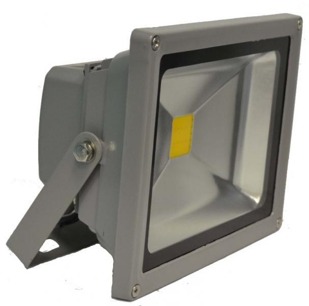 Светодиодный прожектор 20W питание 36 V