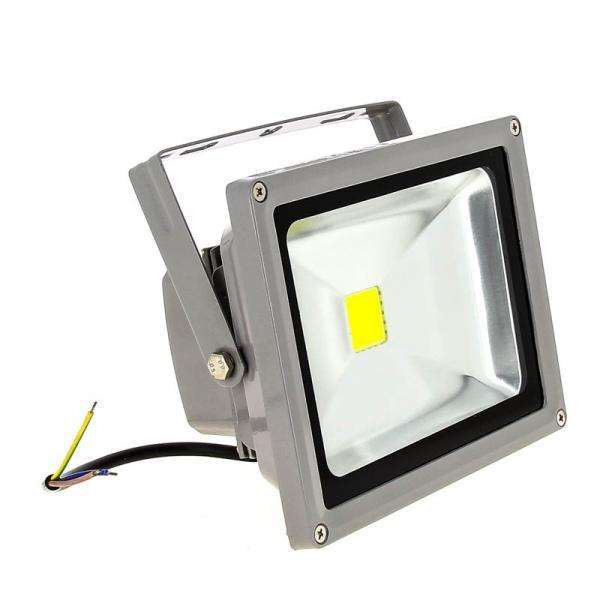 Светодиодный прожектор 30W питание 24V