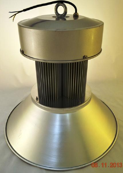 """Промышленный светодиодный прожектор типа """"КОЛОКОЛ"""" 150 Вт."""