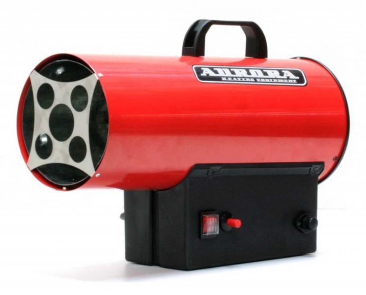 Тепловая пушка газовая Aurora GAS-HEAT-15