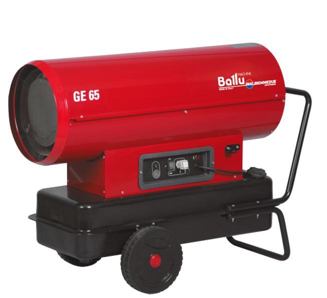 Теплогенератор мобильный дизельный Ballu-Biemmedue Arcotherm GE 65