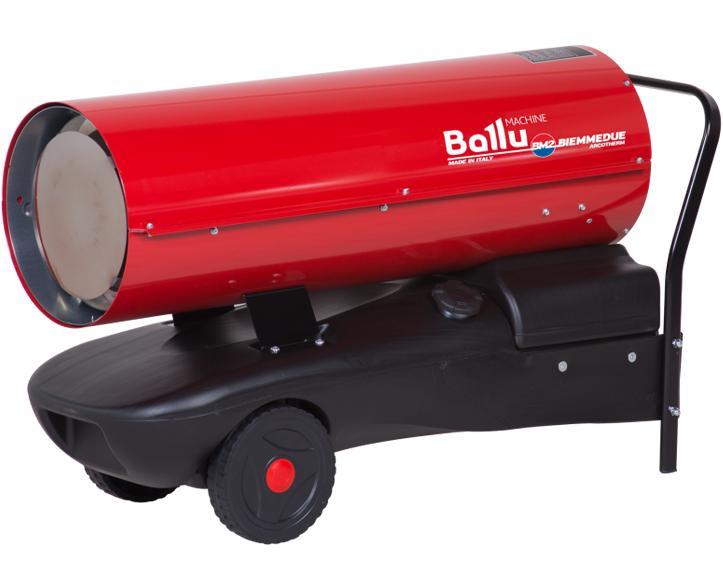 Теплогенератор дизельный мобильный Ballu-Biemmedue Arcotherm GE 46