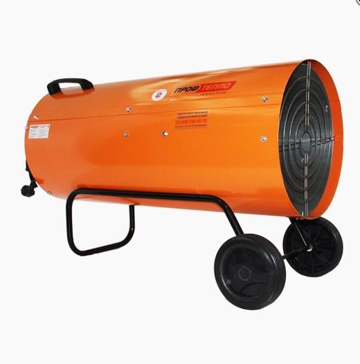 Газовый калорифер КГ-81