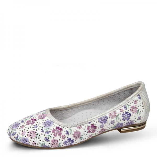 Туфли летние для школьников девочек