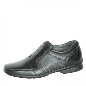 Фото Обувь, Детская обувь Полуботинки для школьников мальчиков