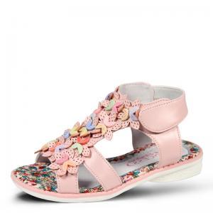 Фото Обувь, Детская обувь Туфли летние для школьников девочек