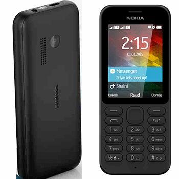 Сотовый телефон Nokia 215 (Dual Sim)