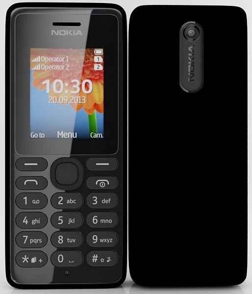 Сотовый телефон Nokia 108 (Dual Sim)