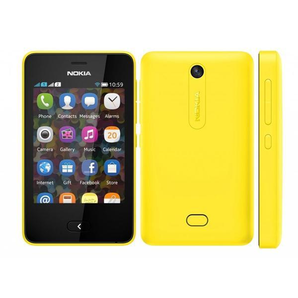 Сотовый телефон Nokia Asha 501 (Dual Sim)