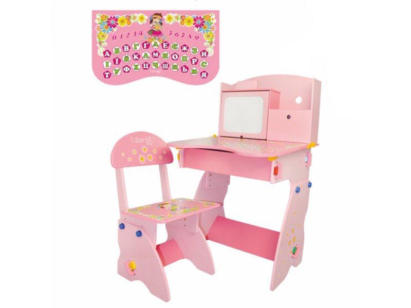 Парта со стулом BAMBI W 071