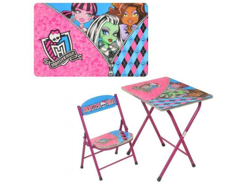 Столик складной со стульчиком  Bambi DT 19 MH
