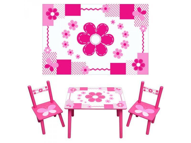 Столик и 2 стульчика Bambi M 0730