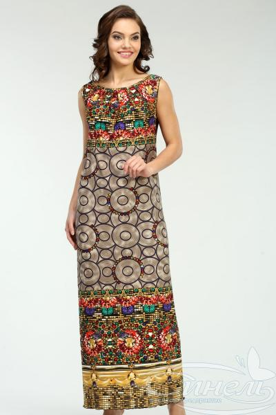 Платье 52-252К