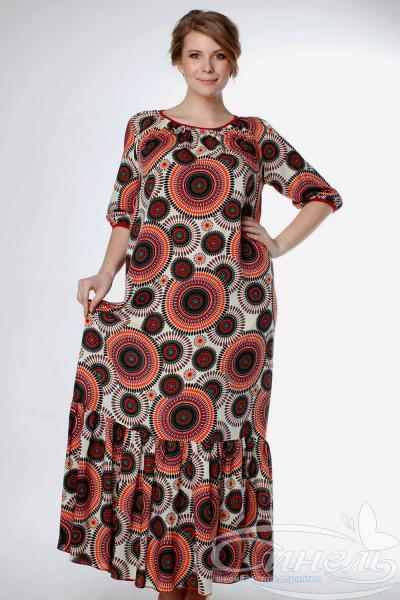 Платье 52-125