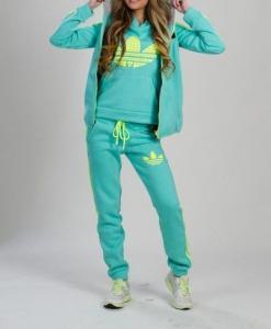 Фото Спортивные костюмы Спортивный костюм женский