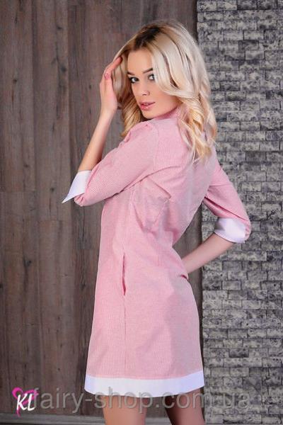 Платье - рубашка 219