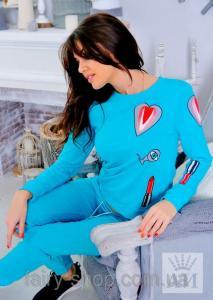 Фото Спортивные костюмы Спортивный костюм Код 1235