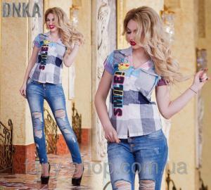 Фото Блузки, Рубашки Рубашка №р2830