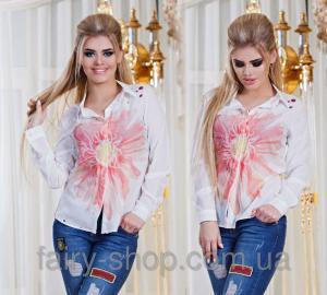 Фото Блузки, Рубашки Рубашка №ат 3245