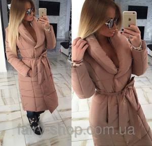 Фото Пальто,куртки,жилетки Пальто на запах