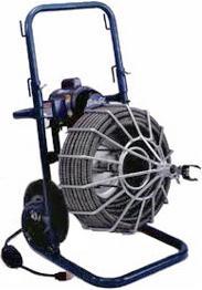 Электрическая прочистная машина Модель R