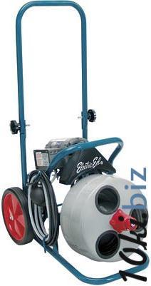 Прочистная машина барабанного типа Модель E Электроинструмент (устар) купить на рынке Апраксин Двор