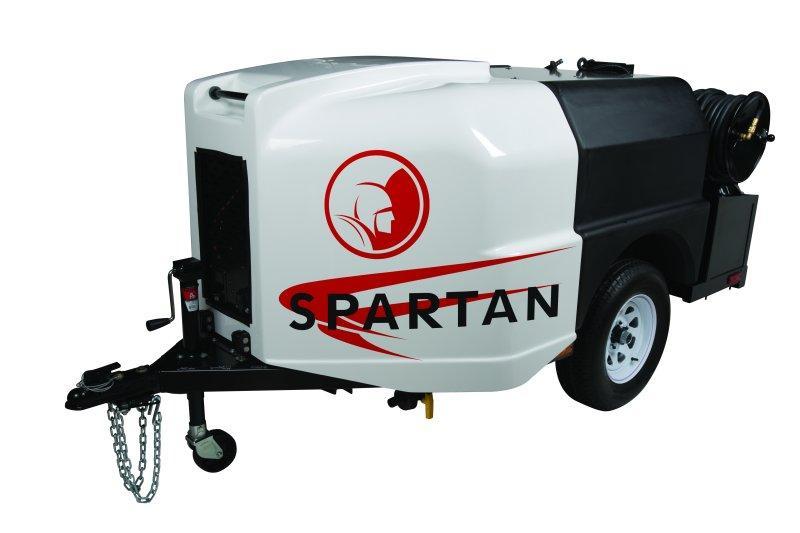 Каналопромывочная машина Spartan Soldier (установка высокого давления)