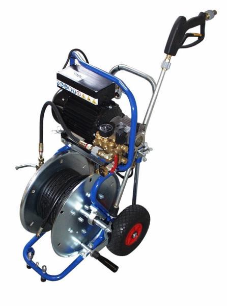Гидродинамическая машина MiniJet
