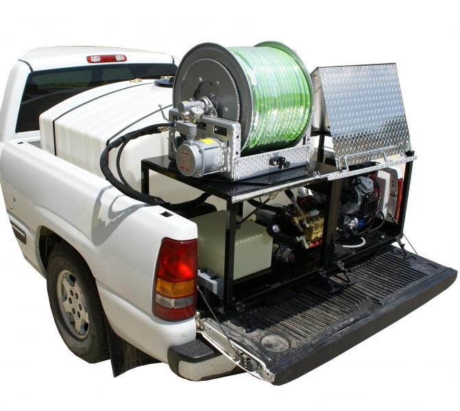 CAM Spray Серии VM (размещение в кузове)