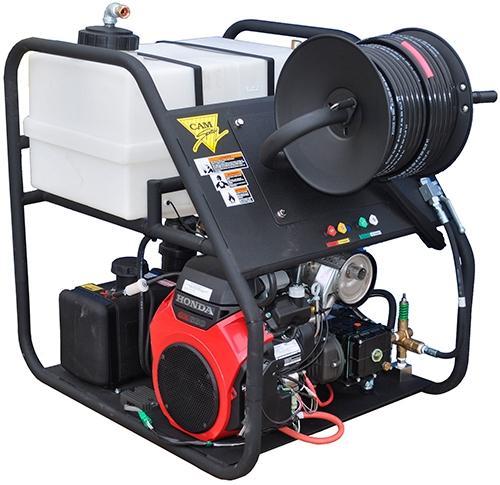 CAM Spray RCJ (размещение в кузов)