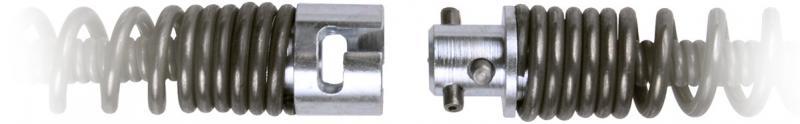 Стандартные двойные спирали 8DC